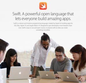 Swift 5.3 sarà disponibile anche per Windows