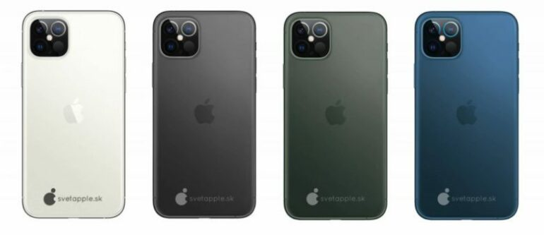 iPhone 12 Pro: ecco come potrebbe apparire il bump della fotocamera con lo Scanner LiDAR
