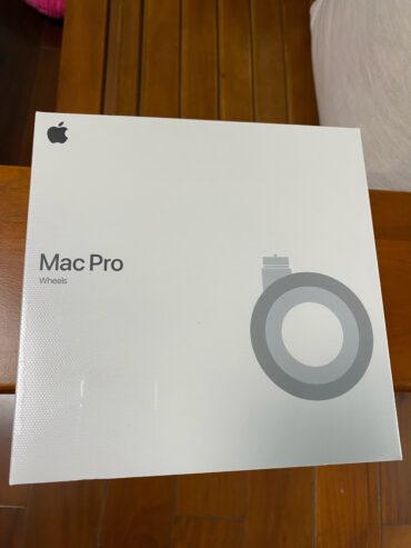 Prime immagini del Kit di ruote per Mac Pro che costano più di un iPhone 11!