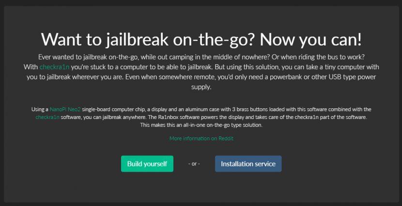 Installare software spia nell'iPhone ed effettuare il JailBreak senza computer