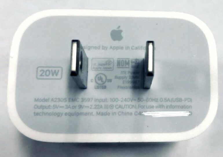 Il caricatore da 20W per iPhone 12 verrà venduto separatamente | Rumor