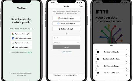 Uno sviluppatore riceve 100.000 dollari per un bug di Accedi con Apple