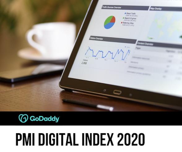 PMI Digital Index 2020 Godaddy: cresce la digitalizzazione delle micro-imprese italiane post lockdown