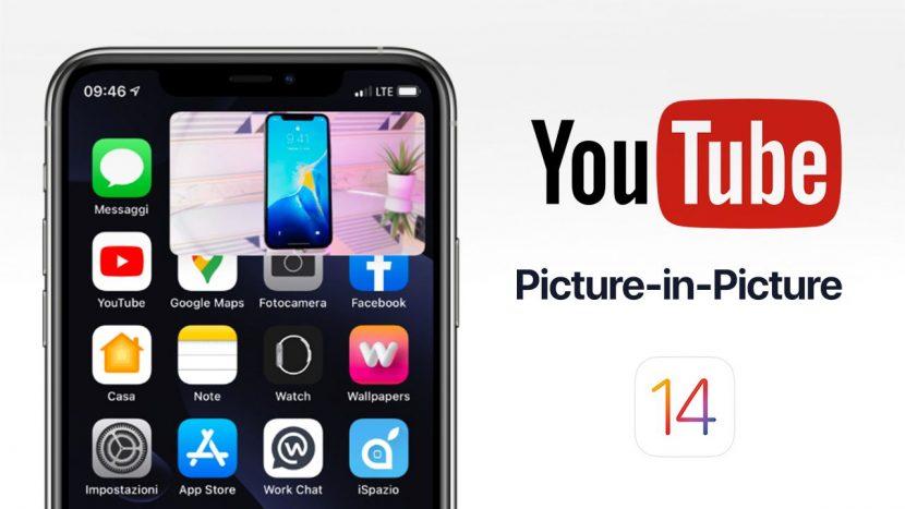 Come abilitare il Picture-in-Picture su YouTube con iOS 14 raggirando i blocchi di Google | TRUCCO