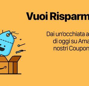 Ecco le migliori offerte di oggi, 26 Febbraio, per risparmiare acquistando su Amazon