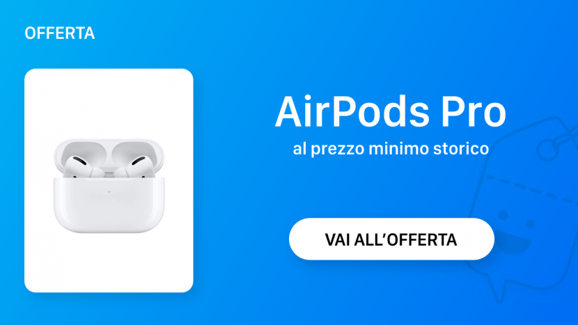 Le AirPods Pro sono in sconto su Amazon a 189,99€