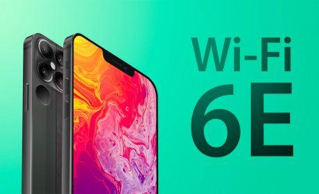 iPhone 13 supporterà il Wi-Fi 6E offrendo velocità e portata migliore