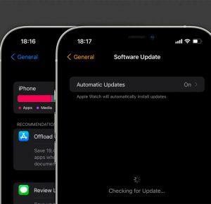 iOS 15 e watchOS 8: Risolto un grande problema relativo agli aggiornamenti