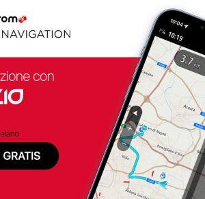 iSpazio e TomTom vi regalano 3 mesi di prova gratuita dell'app TomTom Go Navigation